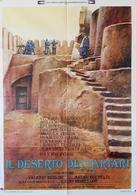 Il deserto dei Tartari - Italian Movie Poster (xs thumbnail)
