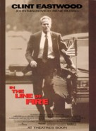 In The Line Of Fire - Movie Poster (xs thumbnail)