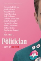 """""""The Politician"""" - Movie Poster (xs thumbnail)"""