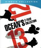 Ocean's Thirteen - Blu-Ray cover (xs thumbnail)
