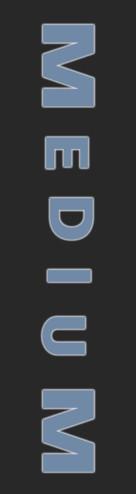 """""""Medium"""" - Logo (xs thumbnail)"""