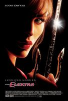 Elektra - Theatrical movie poster (xs thumbnail)