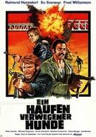 Quel maledetto treno blindato - German Movie Poster (xs thumbnail)