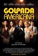 American Hustle - Portuguese Movie Poster (xs thumbnail)