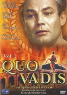 """Quo Vadis?"" - Spanish DVD movie cover (xs thumbnail)"