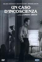 Un caso d'incoscienza - Italian Movie Cover (xs thumbnail)