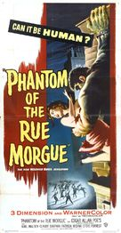 Phantom of the Rue Morgue - Movie Poster (xs thumbnail)
