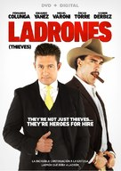 Ladrones - DVD cover (xs thumbnail)
