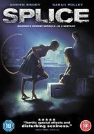 Splice - British Movie Cover (xs thumbnail)