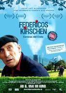 Cenizas del cielo - German Movie Poster (xs thumbnail)