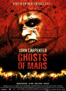Ghosts Of Mars - French Movie Poster (xs thumbnail)