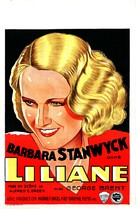 Baby Face - Belgian Movie Poster (xs thumbnail)