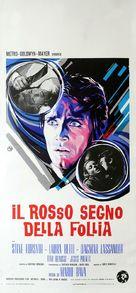 Rosso segno della follia, Il - Italian Movie Poster (xs thumbnail)