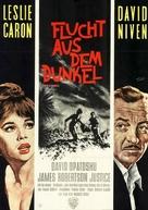 Guns of Darkness - German Movie Poster (xs thumbnail)