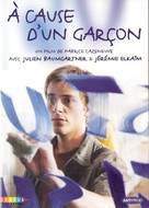 À cause d'un garçon - French DVD cover (xs thumbnail)