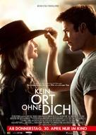 The Longest Ride - German Movie Poster (xs thumbnail)