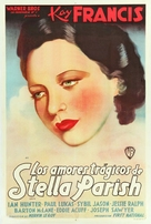 I Found Stella Parish - Spanish Movie Poster (xs thumbnail)