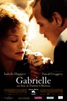 Gabrielle - Belgian Movie Poster (xs thumbnail)
