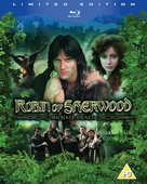 """Robin of Sherwood"" - British Blu-Ray cover (xs thumbnail)"