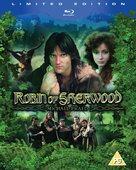 """Robin of Sherwood"" - British Blu-Ray movie cover (xs thumbnail)"