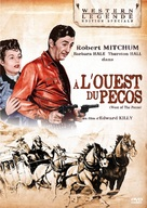 West of the Pecos - French Movie Cover (xs thumbnail)