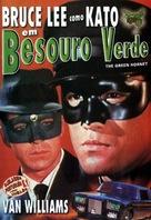"""The Green Hornet"" - Brazilian Movie Cover (xs thumbnail)"
