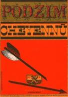 Cheyenne Autumn - Czech Movie Poster (xs thumbnail)
