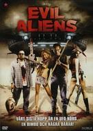 Evil Aliens - Swedish DVD cover (xs thumbnail)