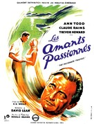 The Passionate Friends - French Movie Poster (xs thumbnail)