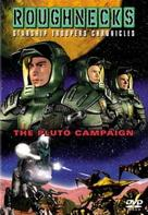 """Roughnecks: The Starship Troopers Chronicles"" - DVD cover (xs thumbnail)"