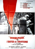 Whirlpool - French Movie Poster (xs thumbnail)