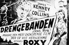 Cosh Boy - Danish poster (xs thumbnail)