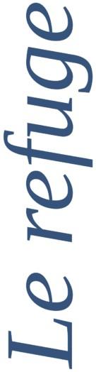Le refuge - French Logo (xs thumbnail)