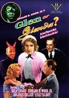 Glen or Glenda - DVD cover (xs thumbnail)