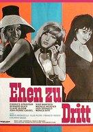 High Infidelity - German Movie Poster (xs thumbnail)