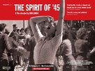 The Spirit of '45 - British Movie Poster (xs thumbnail)