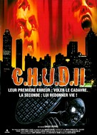 C.H.U.D. II - Bud the Chud - French Movie Poster (xs thumbnail)