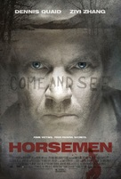The Horsemen - Movie Poster (xs thumbnail)