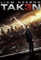 Taken 3 - DVD cover (xs thumbnail)