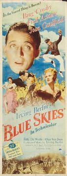 Blue Skies - Movie Poster (xs thumbnail)