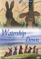 Watership Down - DVD cover (xs thumbnail)