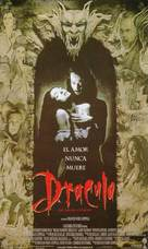 Dracula - Spanish Movie Cover (xs thumbnail)