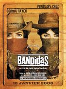 Bandidas - French Movie Poster (xs thumbnail)