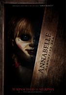 Annabelle: Creation - Polish Movie Poster (xs thumbnail)