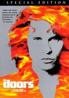 The Doors - Canadian DVD cover (xs thumbnail)