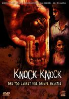 Knock Knock - German DVD cover (xs thumbnail)