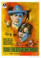 I crudeli - Spanish Movie Poster (xs thumbnail)