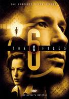 """The X Files"" - DVD movie cover (xs thumbnail)"