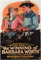 The Winning of Barbara Worth - Movie Poster (xs thumbnail)