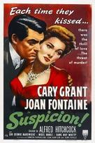 Suspicion - Re-release movie poster (xs thumbnail)
